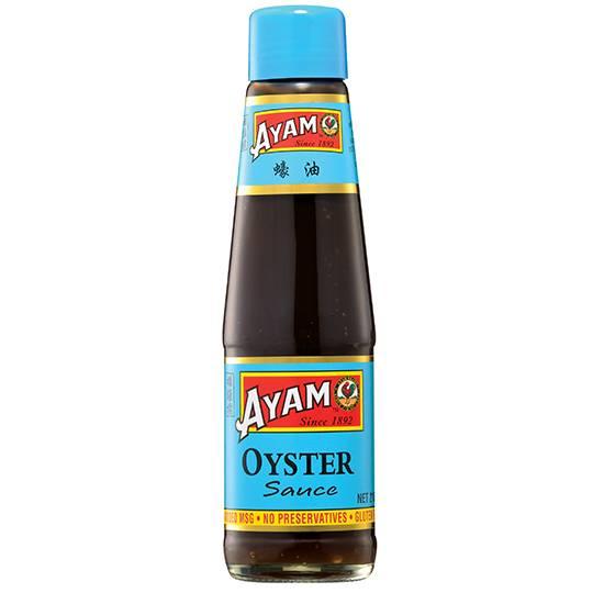 Ayam Oyster Sauce