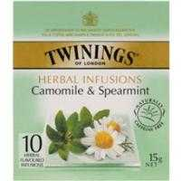 Twinings Chamomile & Spearmint Tea Bags