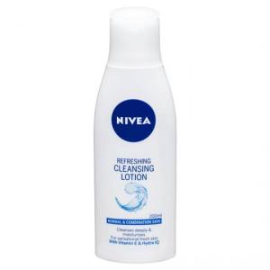 Nivea Visage Facial Cleanser Refresh Cleansing Lotion