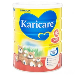 Karicare+ Soy Milk Baby Formula All Ages