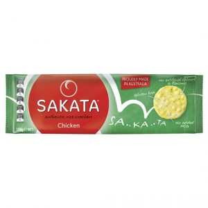 Sakata Rice Crackers Chicken