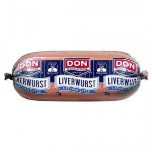 Don Liverwurst Latvian