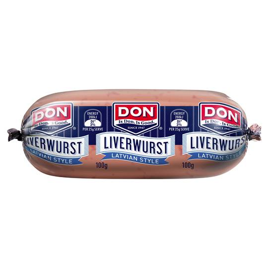 Don Liverwurst Latvian