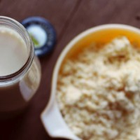 Make your own soy milk