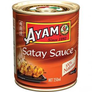 Ayam Satay Sauce