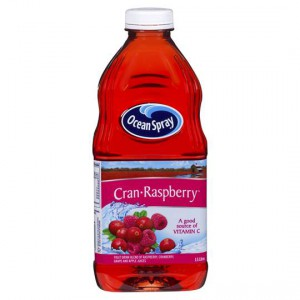 Ocean Spray Cran Raspberry Jucie Drink