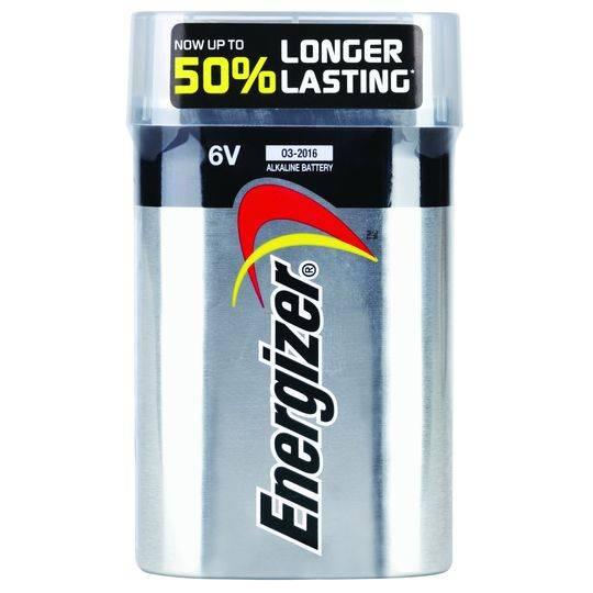 Energizer Alkaline 6v Lantern Batteries