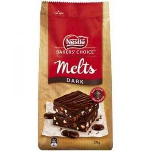 Nestle Baker's Choice Chocolate Melts Dark