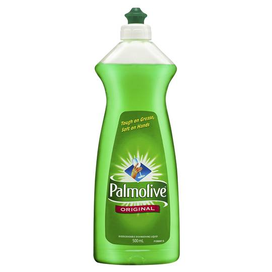 Palmolive Dishwashing Liquid Regular