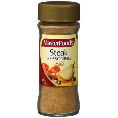 Masterfoods Seasoning Steak