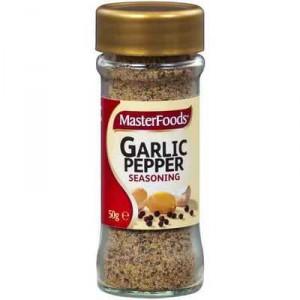 Masterfoods Garlic Pepper