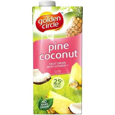Golden Circle Pineapple & Coconut Fruit Drink