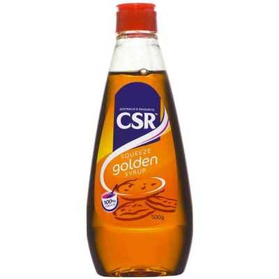 Csr Golden Syrup Squeeze