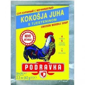 Podravka European Foods Chicken Noodle Soup