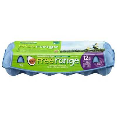 Pace Farm Free Range Eggs Natural Living