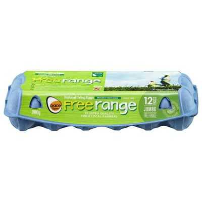 natct reviewed Pace Farm Free Range Eggs Natural Living
