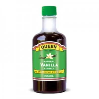 Queen Flavouring Extract Natural Vanilla