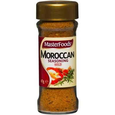 Masterfoods Seasoning Moroccan