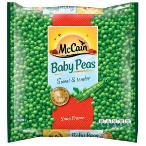 Mccain Peas Baby