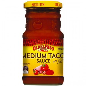 Old El Paso Medium Taco Sauce