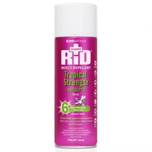 Rid Insect Repellent Tropical Strength Spray