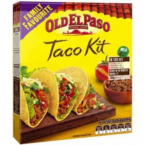 Old El Paso Dinner Kit Taco