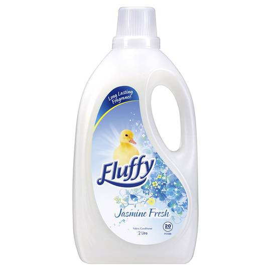 Fluffy Fabric Softener Jasmine