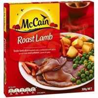 Mccain Dinner Roast Lamb