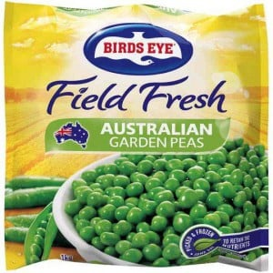 Birds Eye Peas Garden Field Fresh