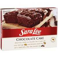 Sara Lee Butter Cake Chocolate