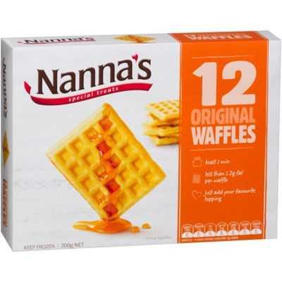 Nanna's Waffles Original