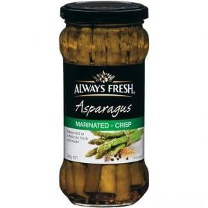 Always Fresh Asparagus Crisp Marinated