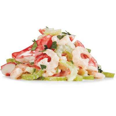 coastalkaryn reviewed Australian Seafood Salad Chilled Premium Gourmet