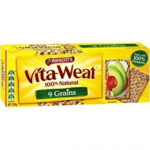 Arnott's Vita-weat Cracker 9 Grain