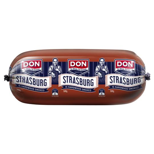 Don Strasburg Roll