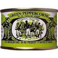 Moulin Pepper Corn Green
