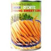 Chaokoh Canned Corn Young Sweet 15up