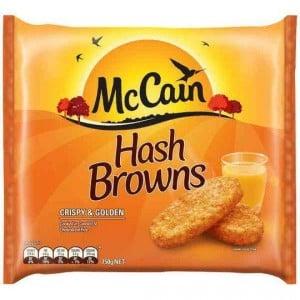 Mccain Hash Browns Shredded