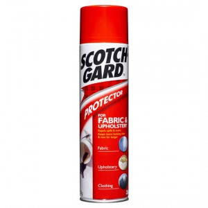 Scotchgard Fabric & Upholstery Protector