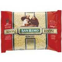 San Remo Risoni Pasta