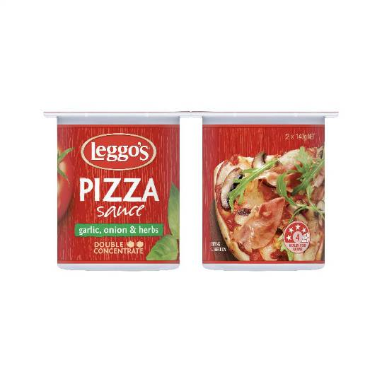 Leggos Pizza Paste Pizza