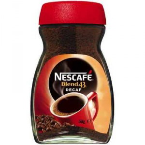 Nescafe Blend 43 Decaffeinated Coffee