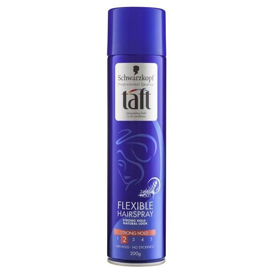 Taft Hair Spray Flexible Strong Hold