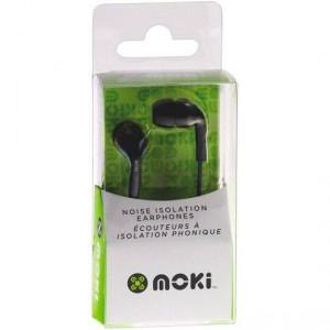 Moshi Black Earphones