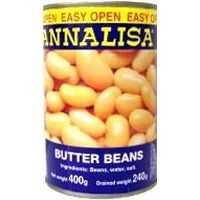 Annalisa Beans Butter Lima