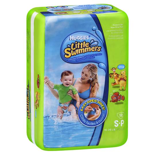 Huggies Little Swimmers Swim Pants Small