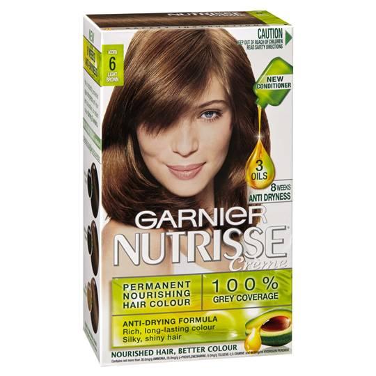 Garnier Nutrisse 6.0 Acorn