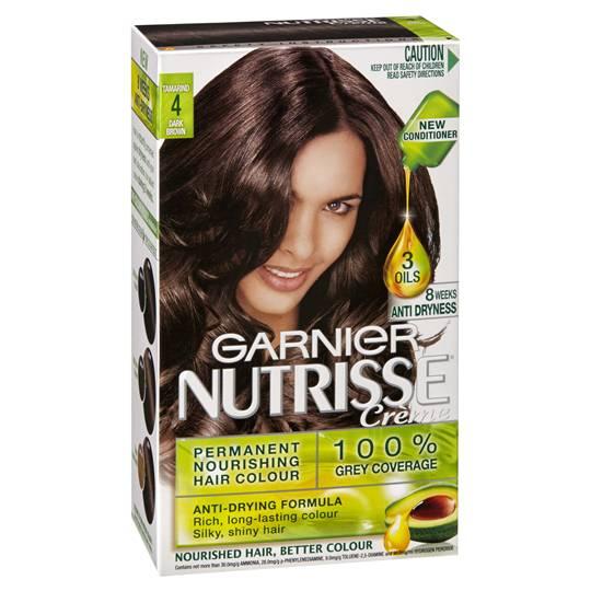 Garnier Nutrisse 4.0 Tamarind