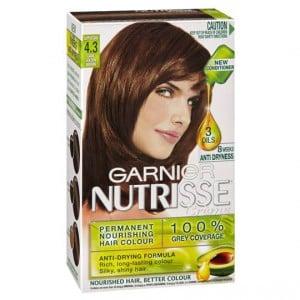 Garnier Nutrisse 4.3 Cappuccino