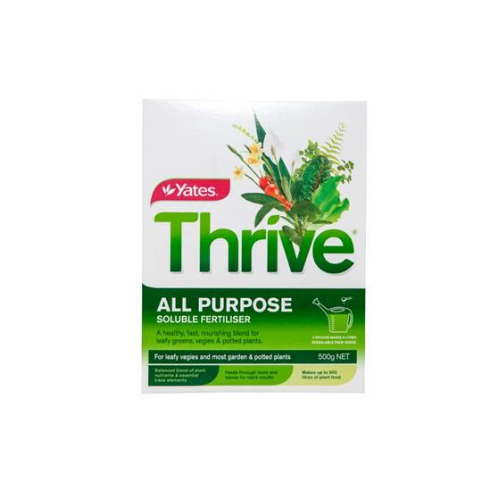 Yates Thrive Soluble Fertilizer